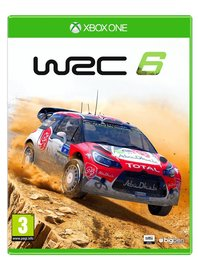WRC 6 for Xbox One
