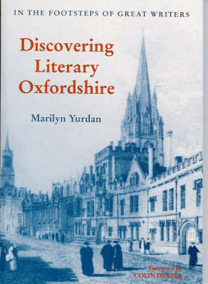 Discovering Literary Oxfordshire by Marilyn Yurdan image