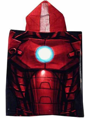 Marvel Avengers Poncho - Iron Man
