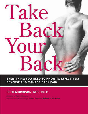 Take Back Your Back by Beth Murinson