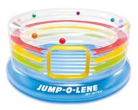 Intex: Jump-O-Lene - Transparent Bounce Ring