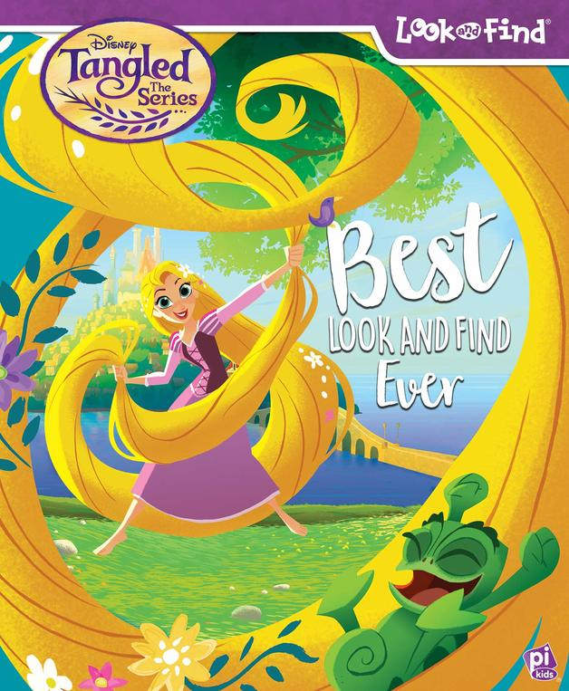 Disney Tangled Look & Find (TV)