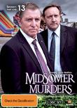 Midsomer Murders - Season 13: Part 1 (2 Disc Set) on DVD