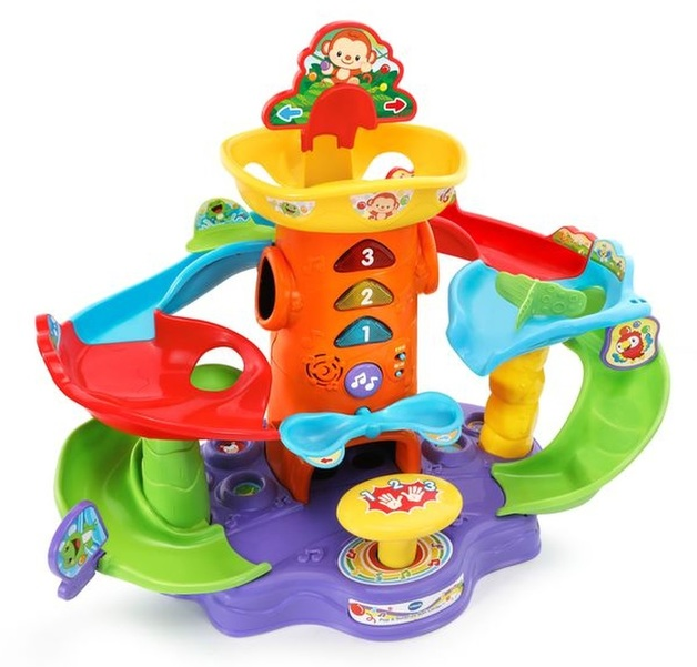 Vtech: Pop A Ball - Pop & Play Tower