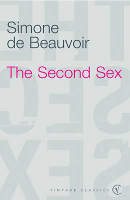 The Second Sex by Simone de Beauvoir image