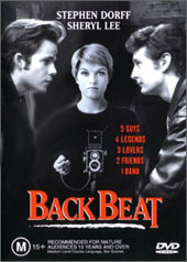 Backbeat on DVD