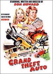 Grand Theft Auto on DVD