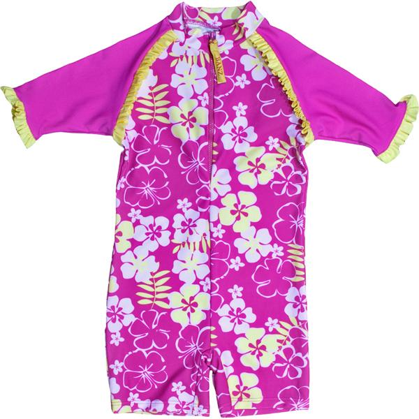 Sun Blossom Swimsuit (Size 4)