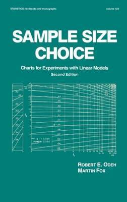 Sample Size Choice by R. E. Odeh image