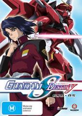 Gundam Seed - Gundam S Destiny: Vol. 5 on DVD
