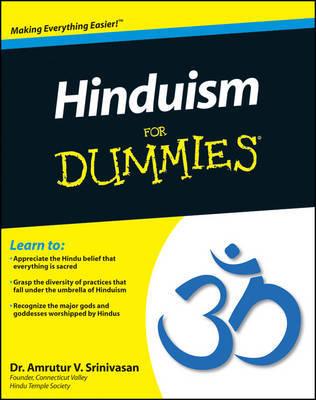 Hinduism For Dummies by Amrutur V. Srinivasan