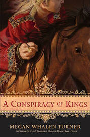 A Conspiracy of Kings by Megan Whalen Turner image