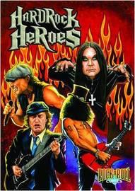 Rock N Roll Comics: Hard Rock Heroes by Various ~ image