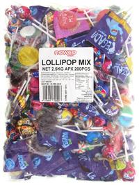Nowco: Lollipop Bulk Mix 2.5kg