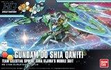 1/144 HGBF Gundam OO Shia QAN[T] - Model Kit
