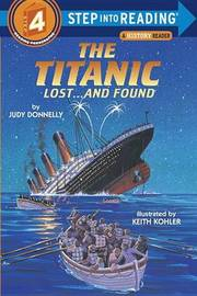 Titanic Step Into Reading 4 by Judy Donnelly image