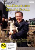 All Creatures Great & Small - The Complete Series 6 DVD