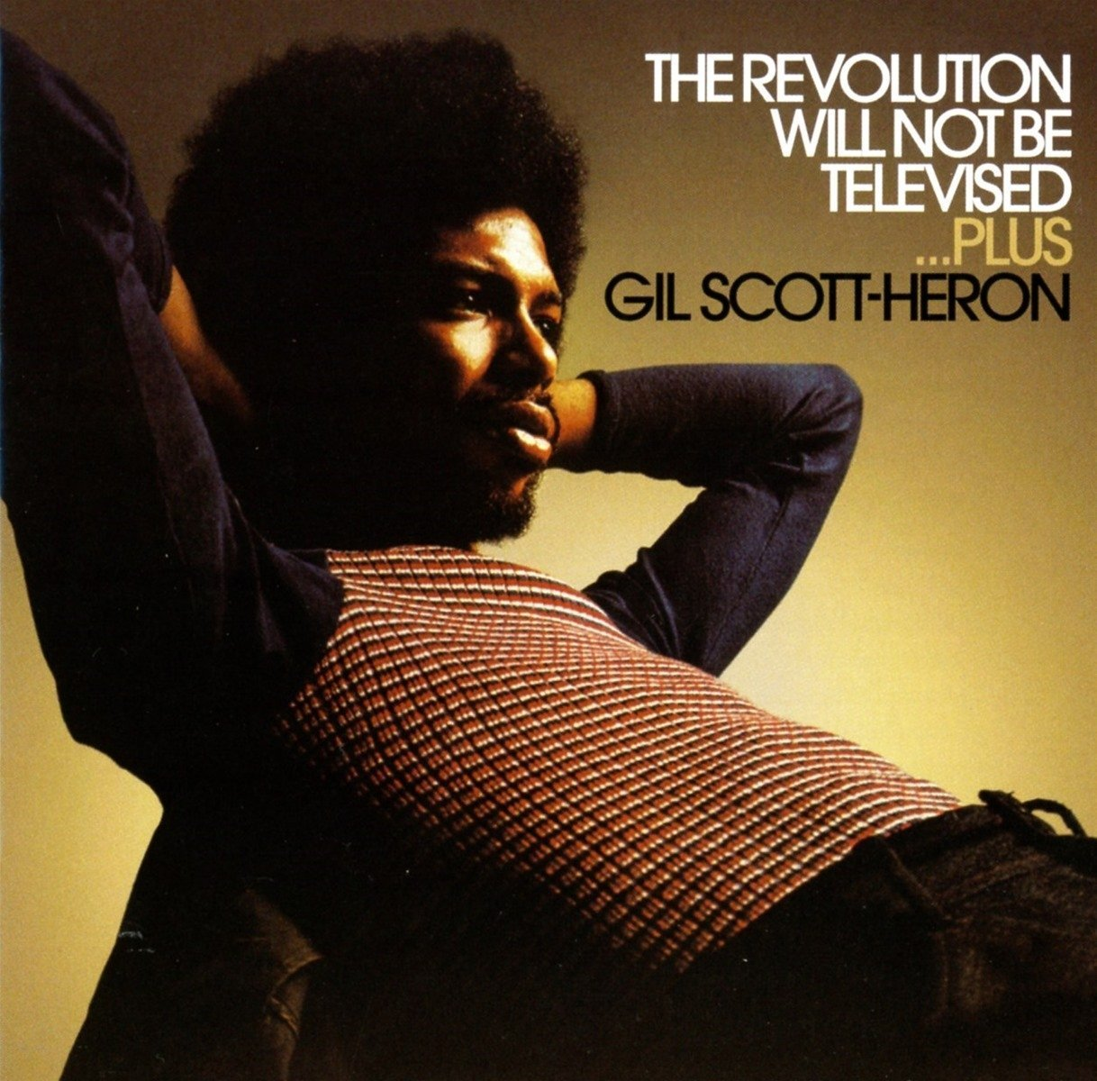 The Revolution Will Not Be Televised ...Plus (LP) by Gil Scott-Heron image