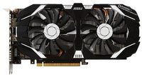 MSI GeForce GTX 1060 3GB OC V2 Graphics Card