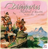 Discoveries - Board Game