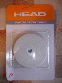 Head Protection Tape White (5 Metre)