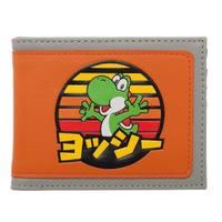 Super Mario: Yoshi Kanji - Bi-Fold Wallet