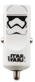 Tribe: USB Car Charger Buddy - Stormtrooper