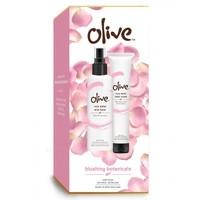 Olive Blushing Botanicals Gift Set