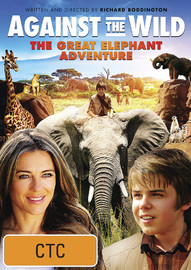 Against The Wild: The Great Elephant Adventure on DVD
