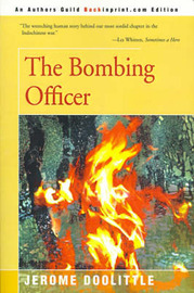 The Bombing Officer by Jerome Doolittle image