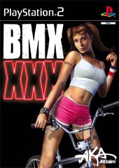 BMX XXX for PlayStation 2