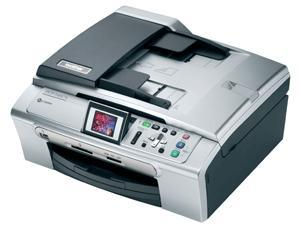 Brother DCP540CN Network Ready Inkjet Digital Copier Print Copy and Scan image