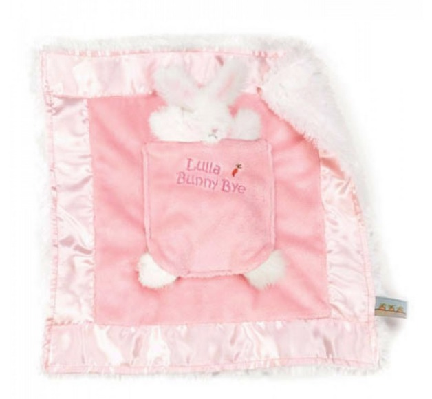 Bunnies By The Bay: Blossom Lulla Bunny Bye Blanket