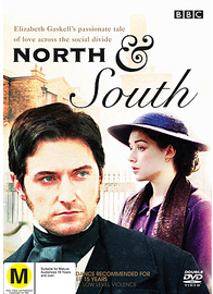 North & South on DVD image