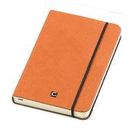 Ciak Cartesio Lined Notebook 130x210mm - Orange