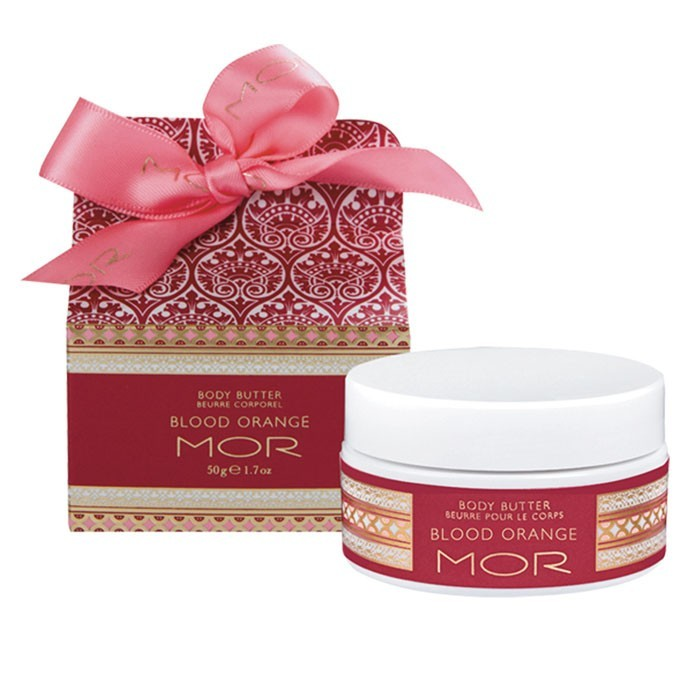 MOR Blood Orange Body Butter (50g) image
