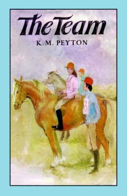 The Team by K.M. Peyton image