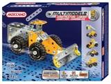 Meccano: 5 Model Starter Set - Construction Front Loader