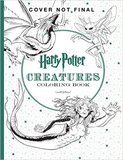 Harry Potter Creatures Coloring Book by Scholastic Inc