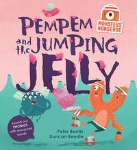 Monsters' Nonsense: Pem Pem's Birthday by Peter Bently