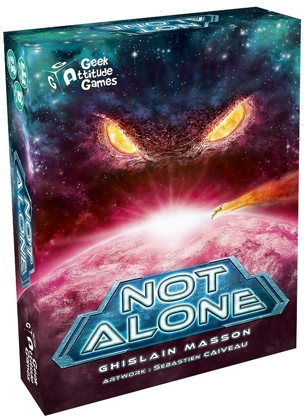 Not Alone image