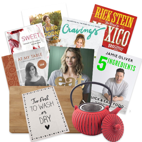 Win a Cookbook Prize Pack! image