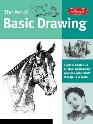 Art of Basic Drawing by Walter Foster Creative Team image
