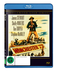 Winchester 73 on Blu-ray