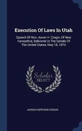 Execution of Laws in Utah by Aaron Harrison Cragin image