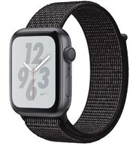 Apple Watch S4 Nike 44mm Space Grey Aluminium Case