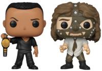 WWE: The Rock vs Mankind - Pop! Vinyl 2-Pack