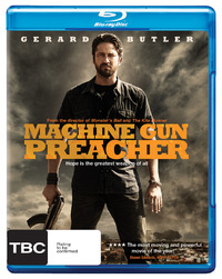 Machine Gun Preacher on Blu-ray