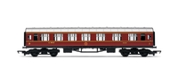 Hornby RailRoad LMS Composite Coach 00 Gauge
