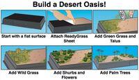 Woodland Scenics Desert Oasis Diorama Kit